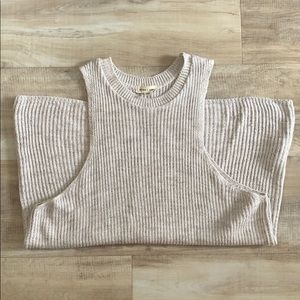Urban Outfitters Silence + Noise Sweater Tank Top